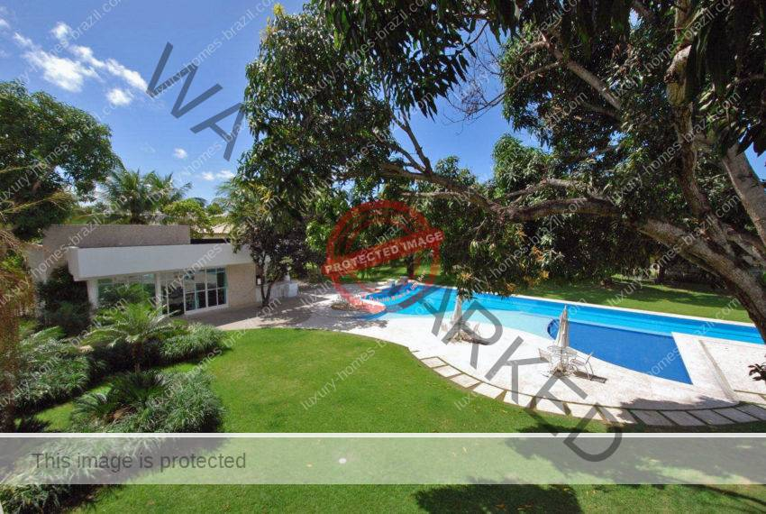 Luxury mansion for sale in Brazil