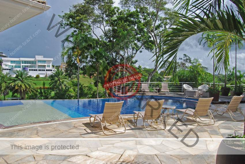 Waterfront luxury mansion for sale Encontro das Aguas