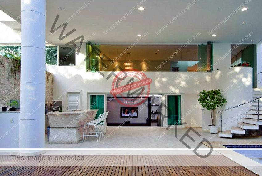 Modern house for sale Alphaville Salvador