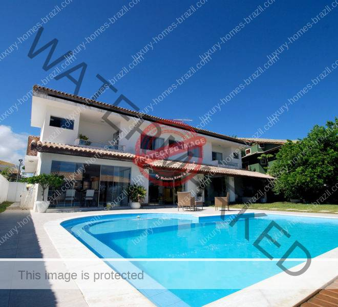 Busca Vida luxury house for sale
