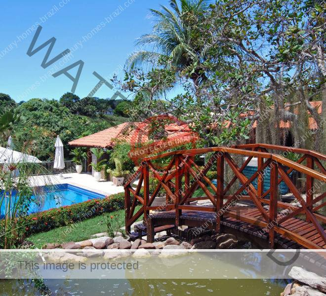 House with lake view for sale Encontro das Aguas
