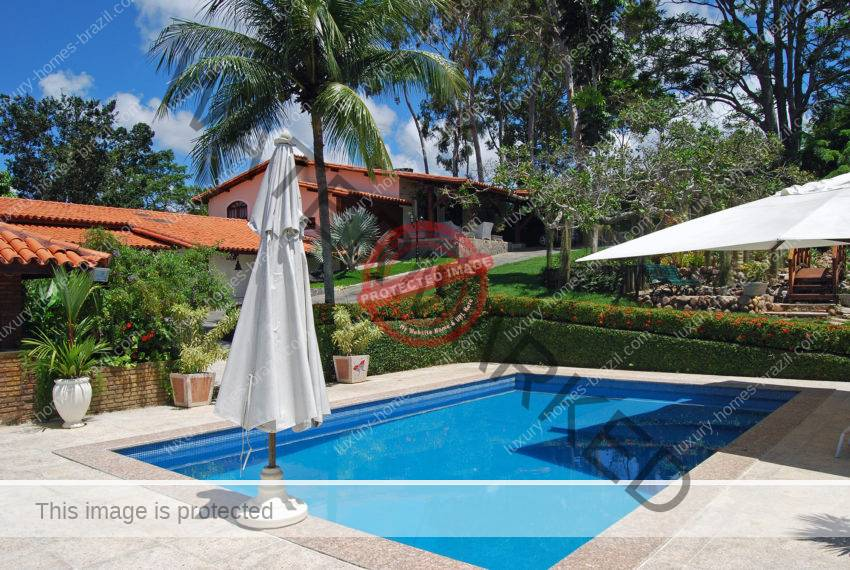 Home with pool for sale Encontro das Aguas