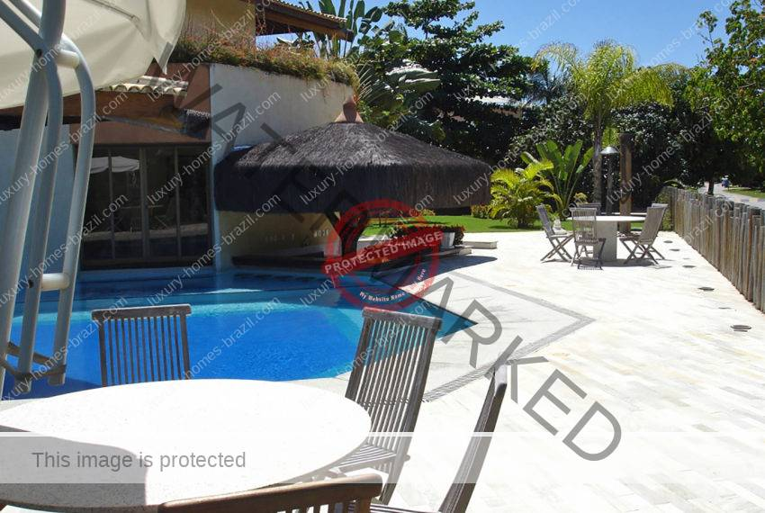 Luxury home for sale in Busca Vida Resort