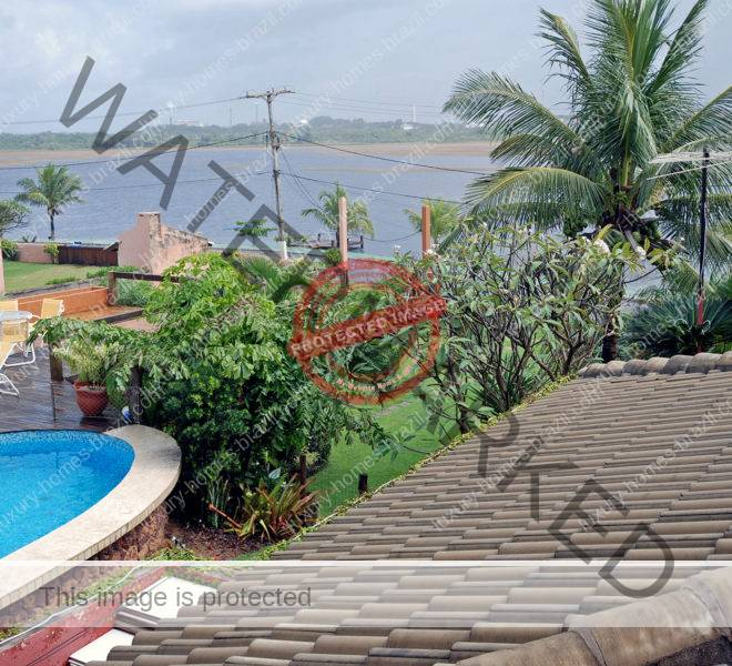 Oceanfront home for sale Interlagos