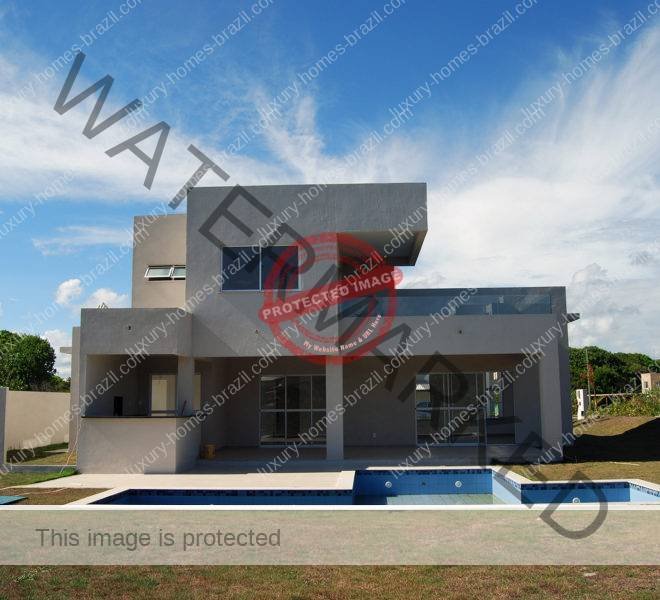 New home for sales in Busca Vida