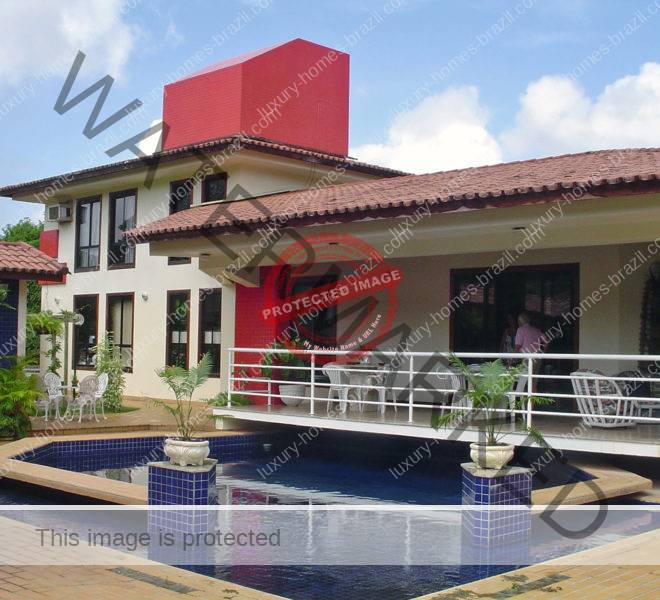 Encontro das Aguas stunning home for sale