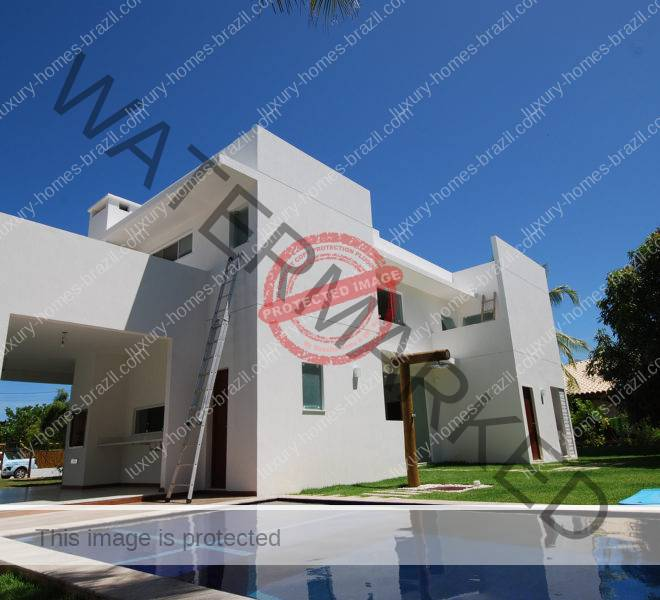 Modern home for sale Busca Vida