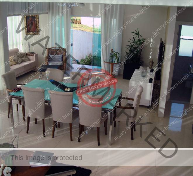 Alphaville Litoral Norte modern house for sale
