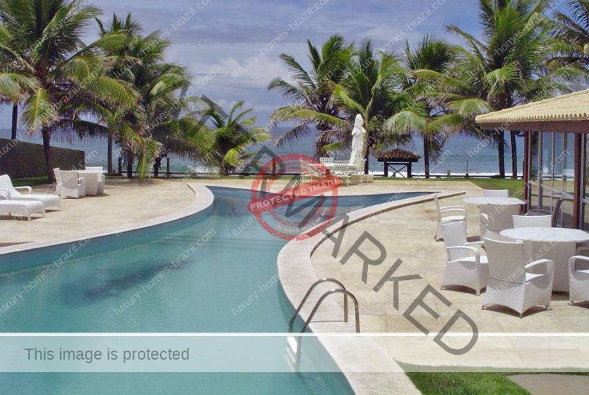 Oceanfront luxury home for sale Busca Vida