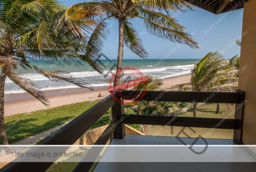 Salvador Beach front home for sale in Interlagos
