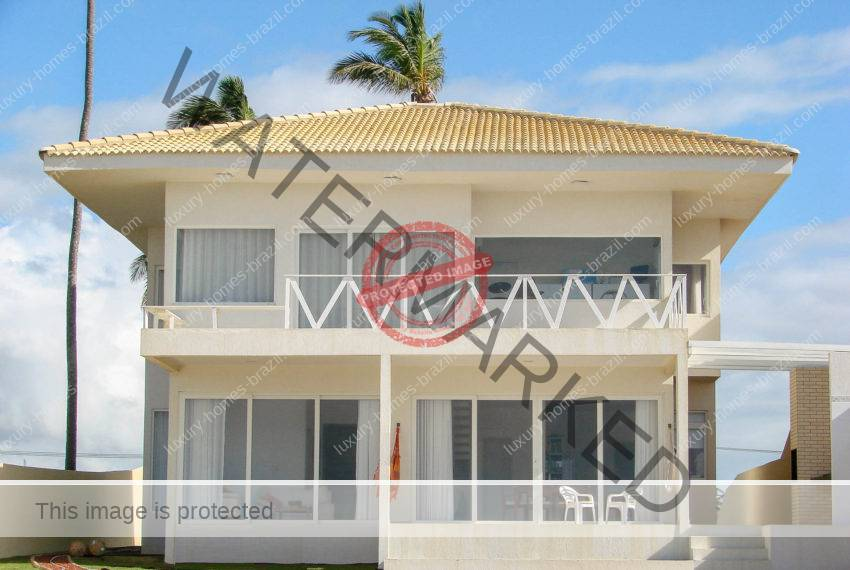 Frontbeach home for sale Barra do Jacuípe (2)